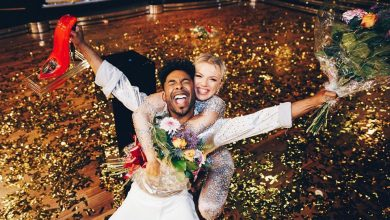 Photo of 🇸🇪 John Lundvik wins the 2020 edition of Sweden's Let's Dance